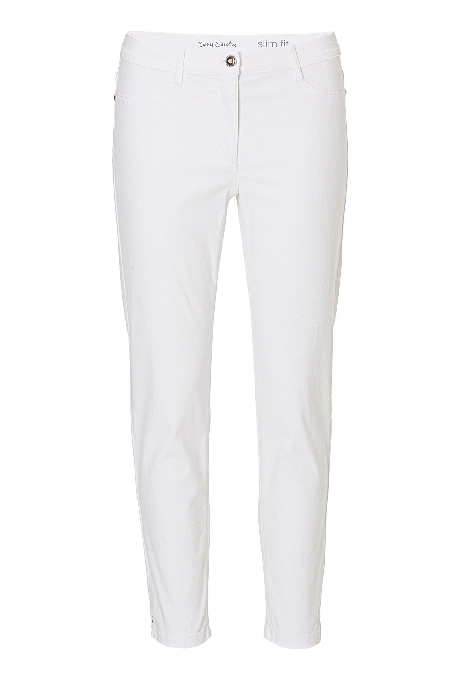 Betty Barclay Cropped Sally Jeans Winter White