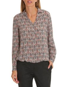 Betty & Co. Printed blouse