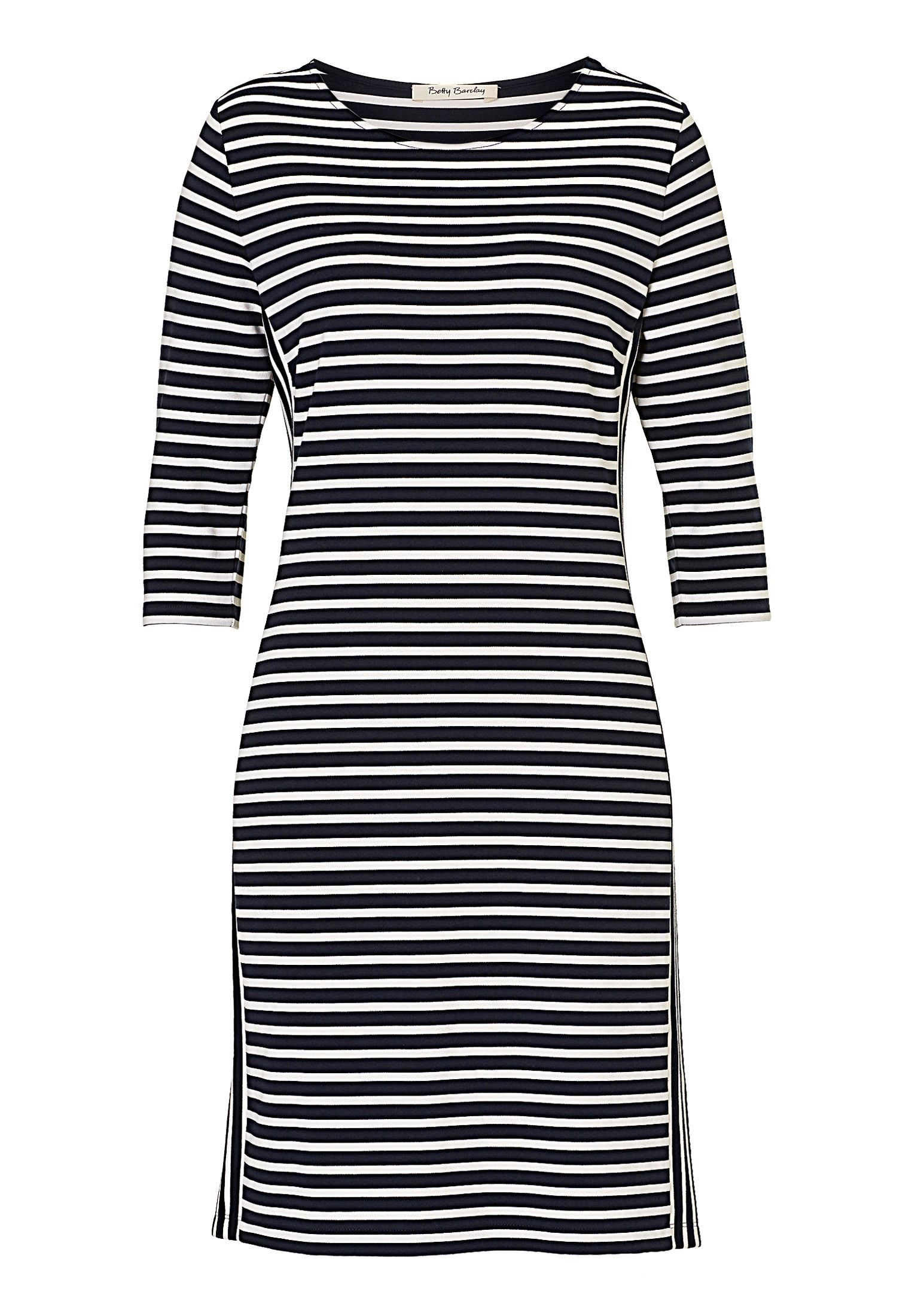 Betty Barclay Sporty striped dress, Blue