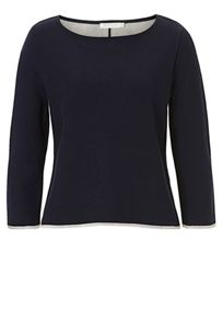 Betty & Co. Double faced jumper