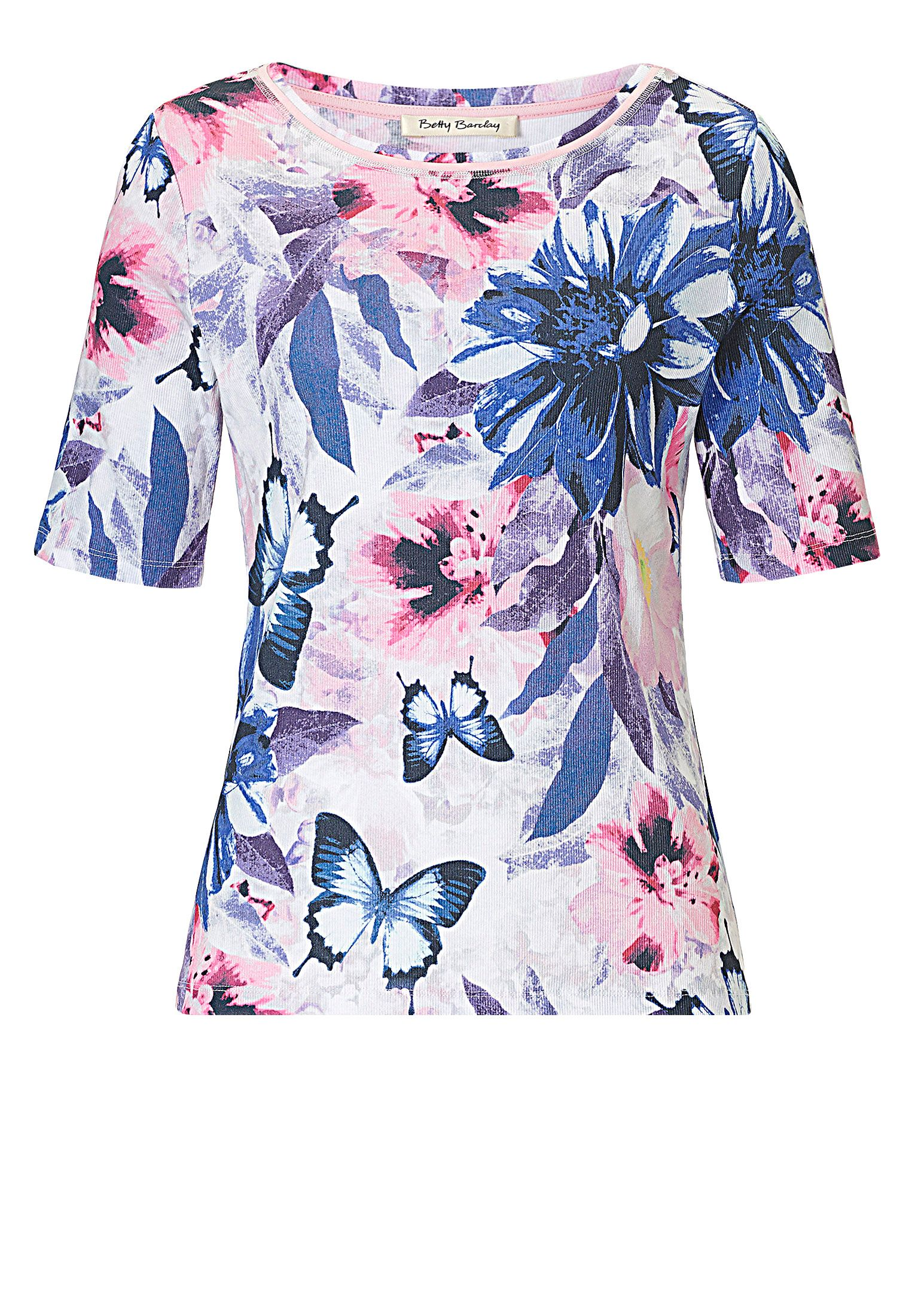 Betty Barclay Blossom top, Multi-Coloured