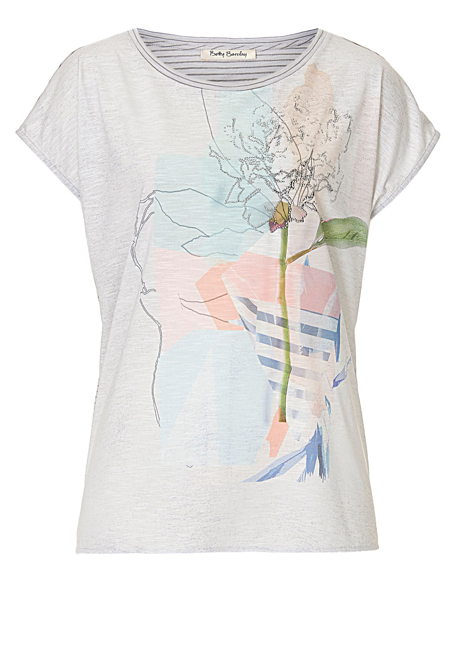 Betty Barclay Embellished T-shirt, Multi-Coloured