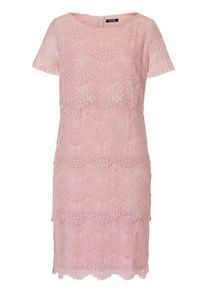 Vera Mont Lace layered shift dress