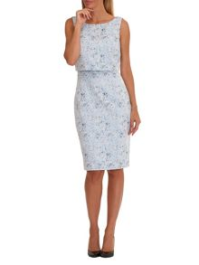 Vera Mont Layered dress