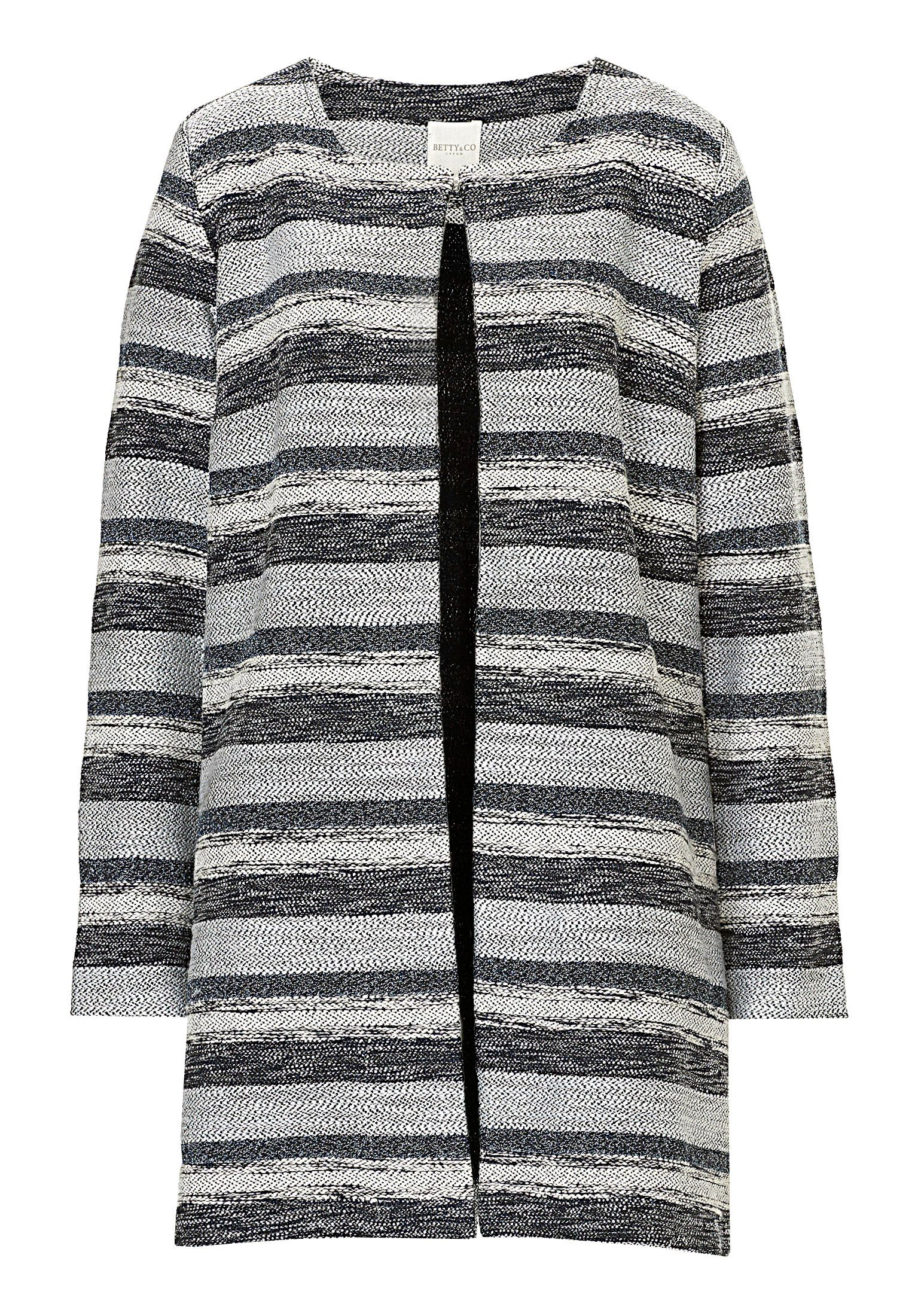 Betty & Co. Unlined woven jacket, Blue