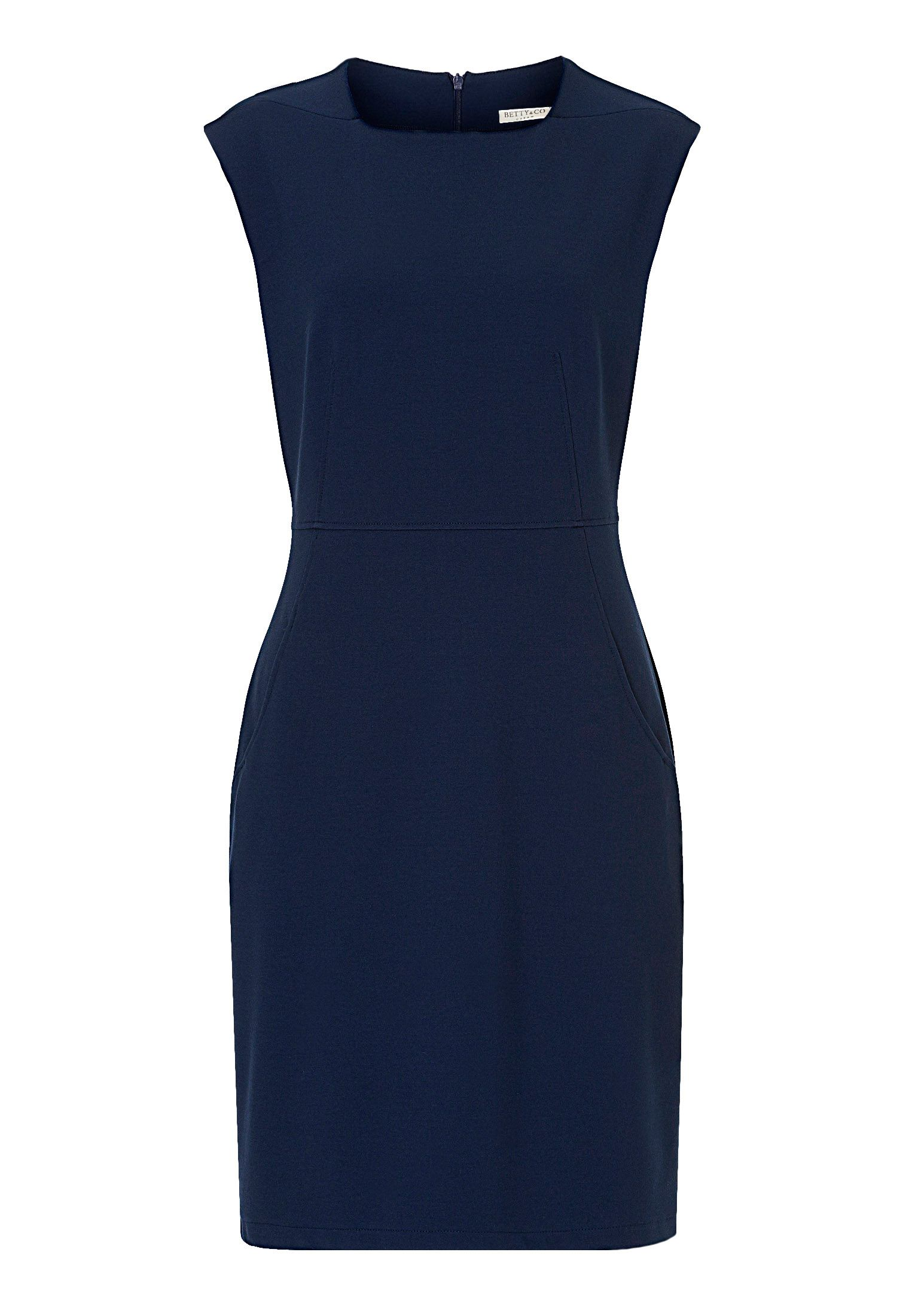 Betty & Co. Jersey shift dress, Blue