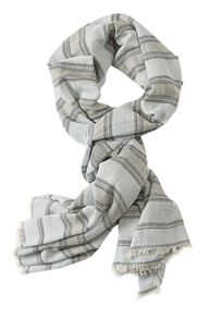 Betty & Co. Long striped scarf