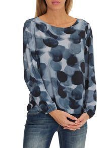 Betty & Co. Printed top