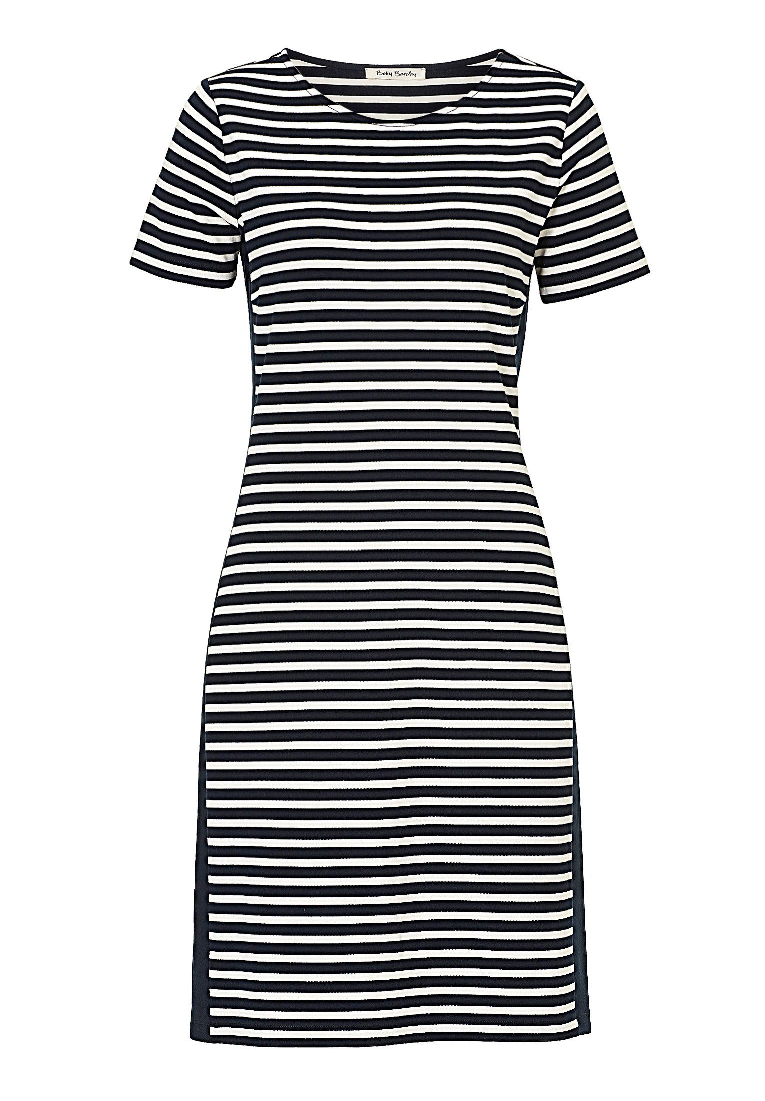Betty Barclay Striped jersey dress, Multi-Coloured
