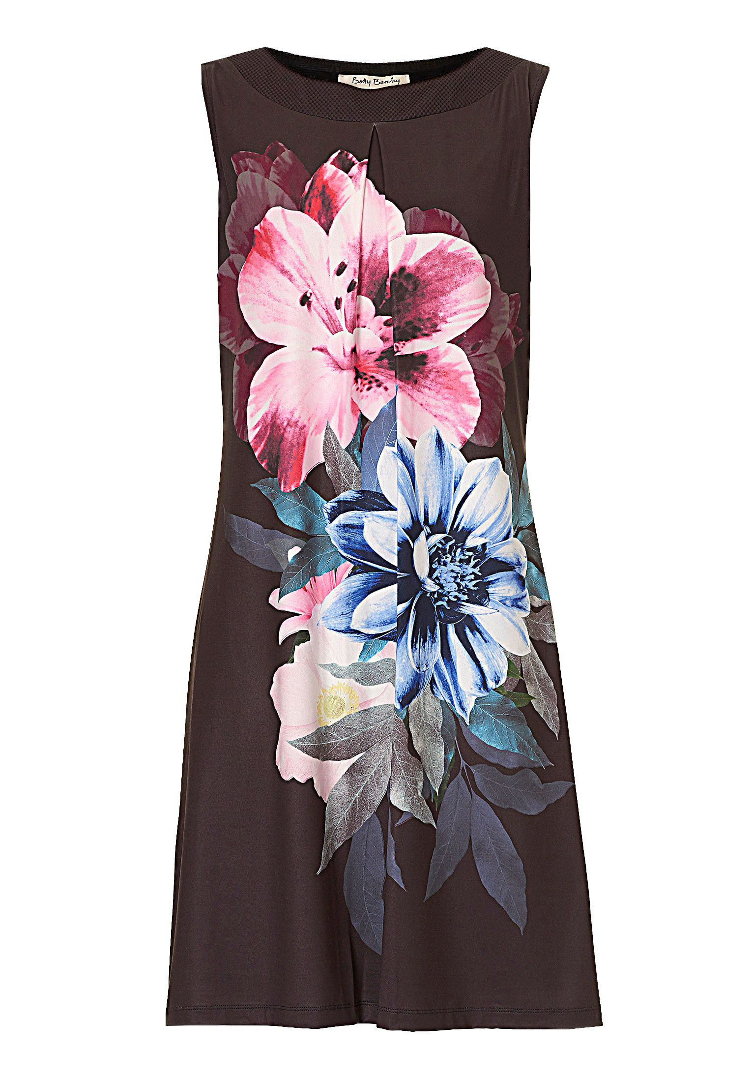 Betty Barclay Floral print dress, Multi-Coloured