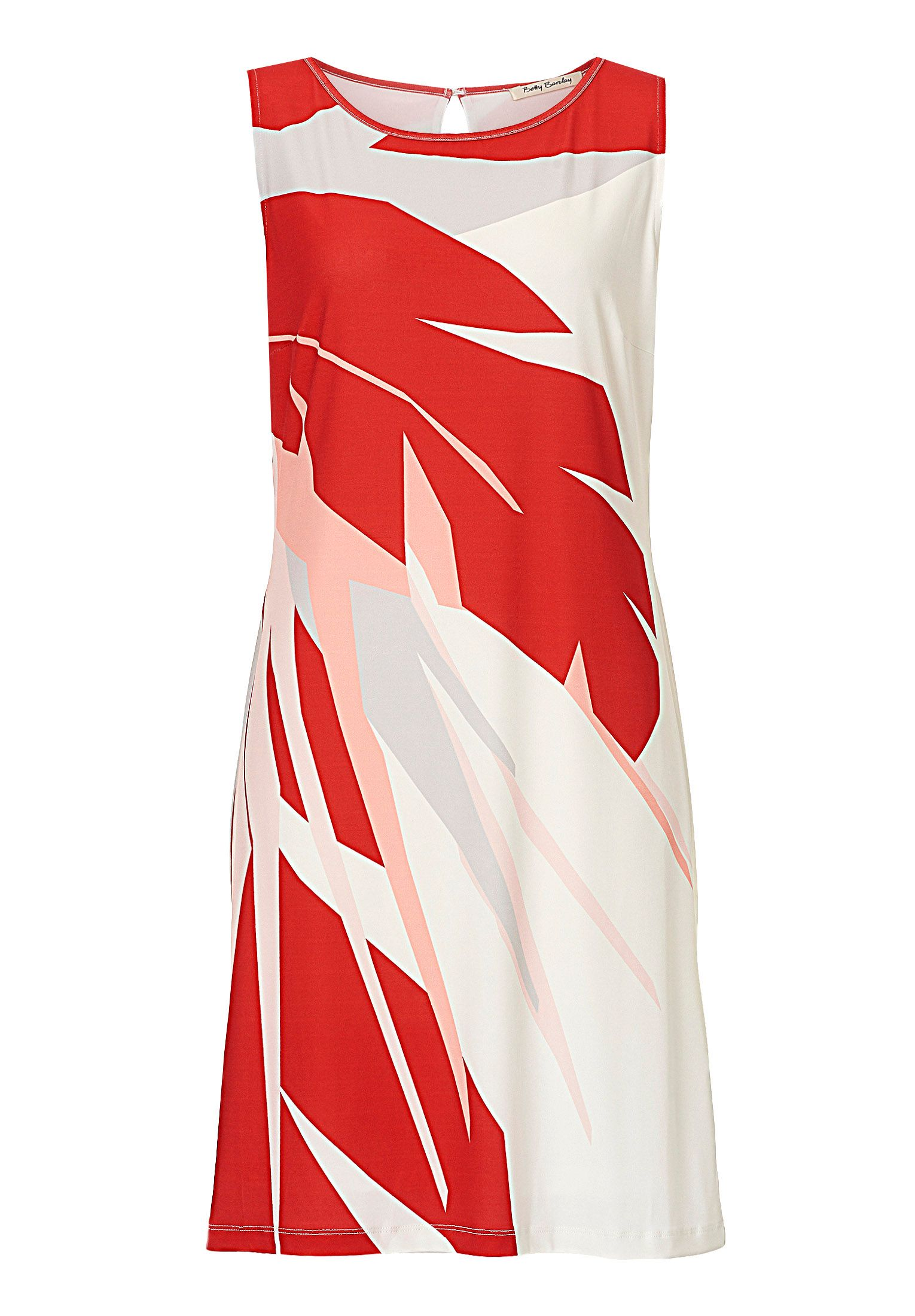 Betty Barclay Graphic print dress, Multi-Coloured