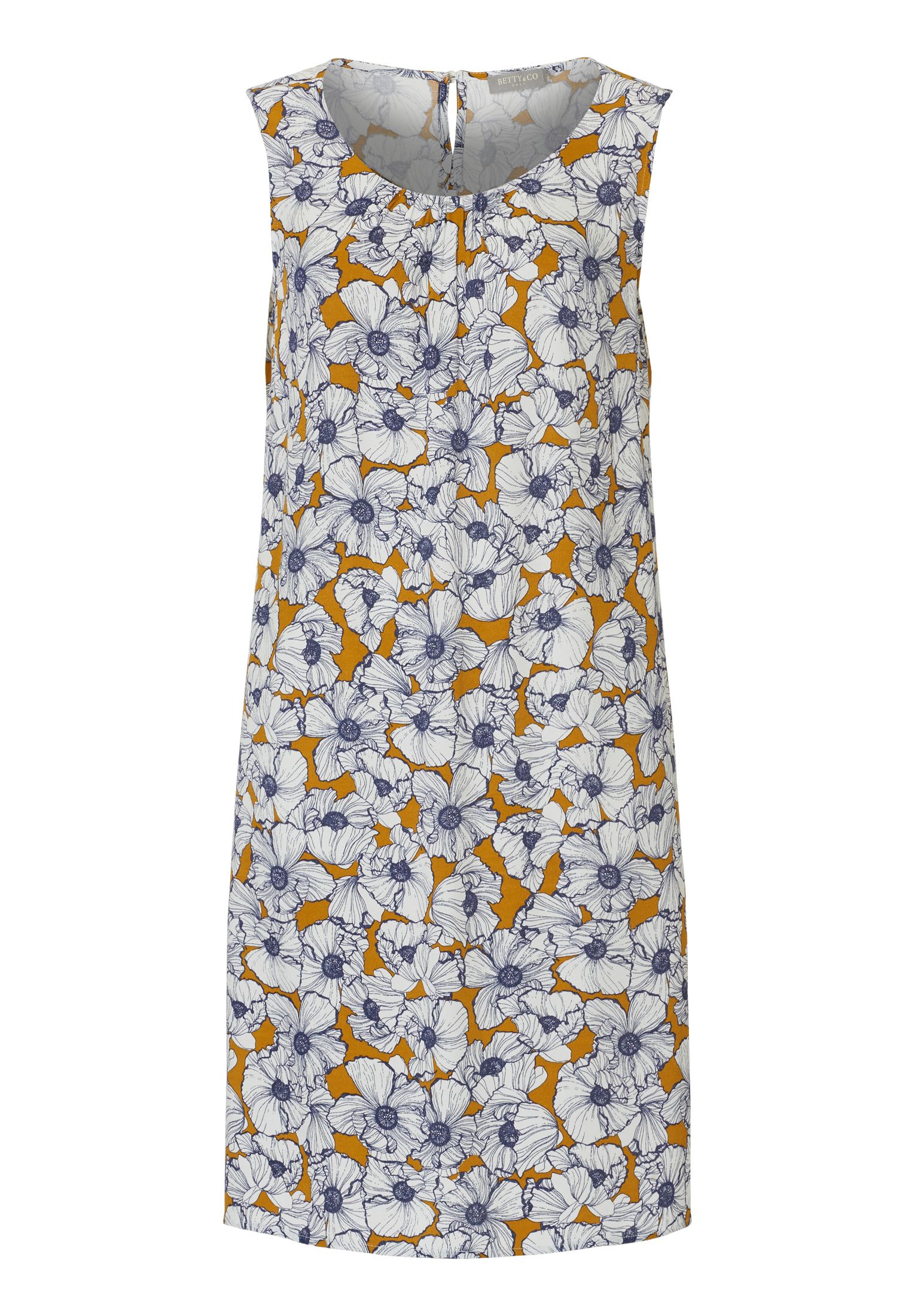 Betty & Co. Floral print dress, Multi-Coloured