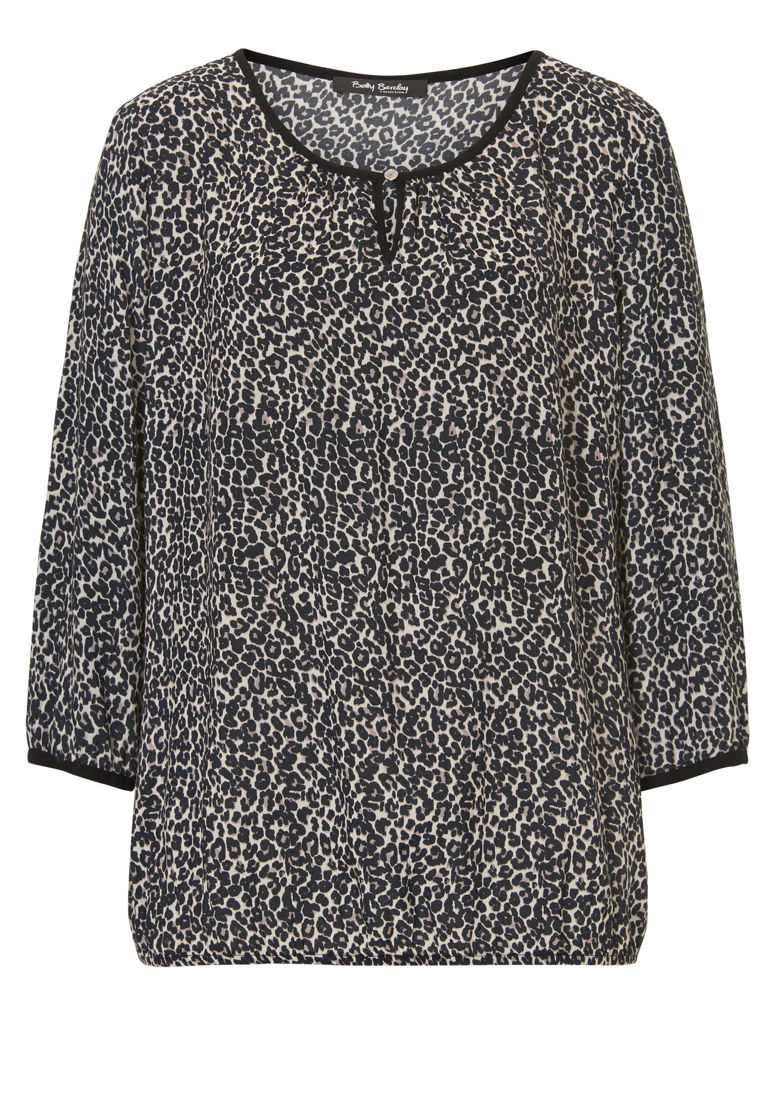 Betty Barclay Animal print blouse, Multi-Coloured