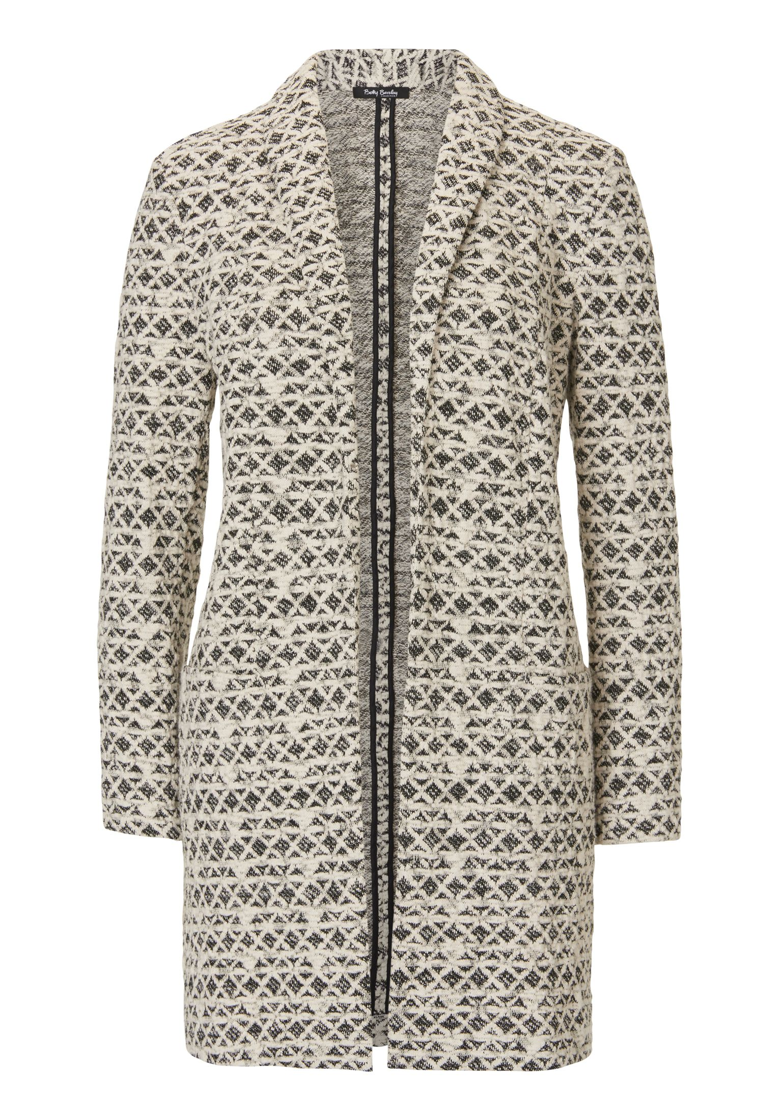 Betty Barclay Textured jacket, Multi-Coloured