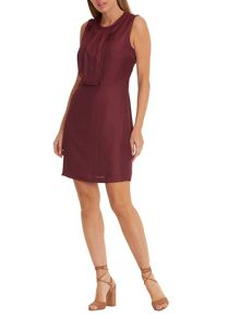Betty & Co. Satin shift dress