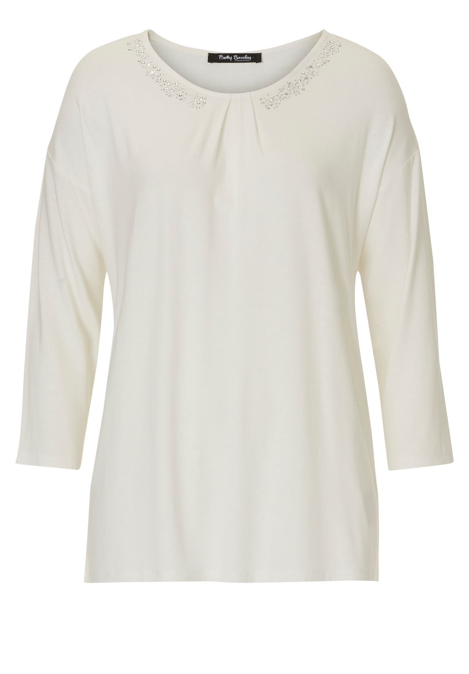 Betty Barclay Embellished top, Off White