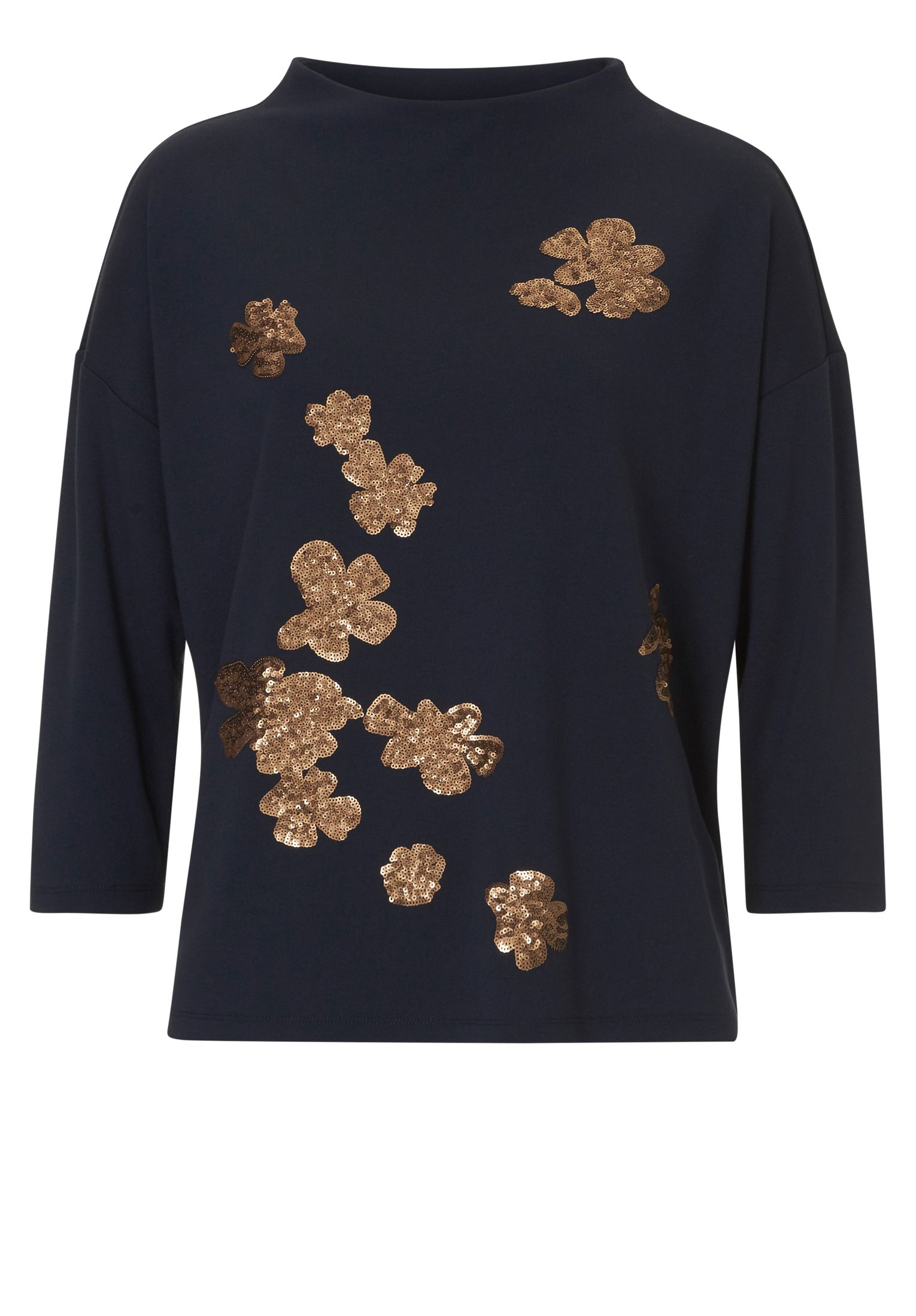 Betty Barclay Embellished sweatshirt, Multi-Coloured