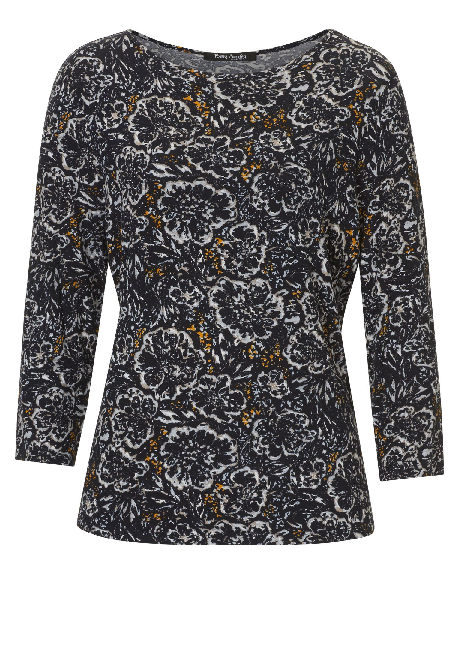 Betty Barclay Floral print top, Multi-Coloured