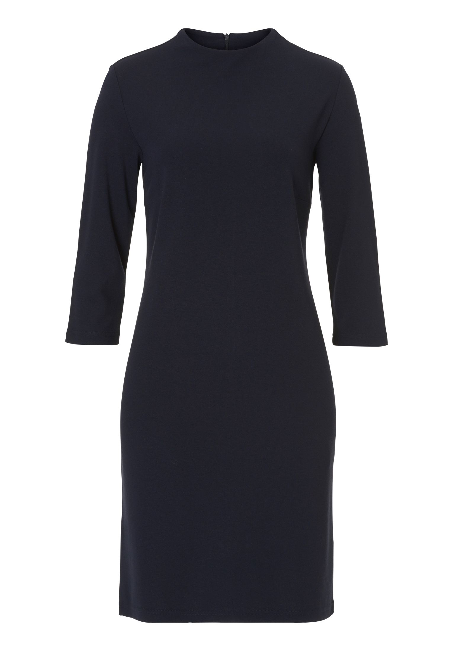Betty Barclay Fine jersey dress, Blue