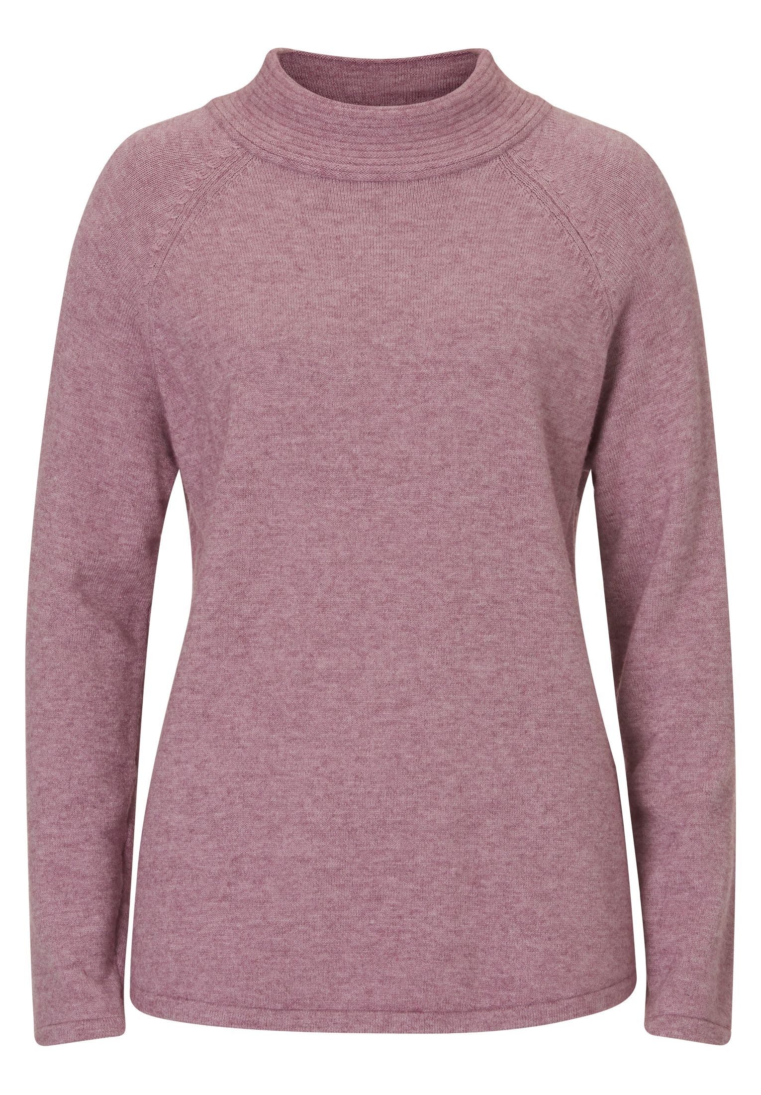 Betty Barclay Crew neck jumper, Purple