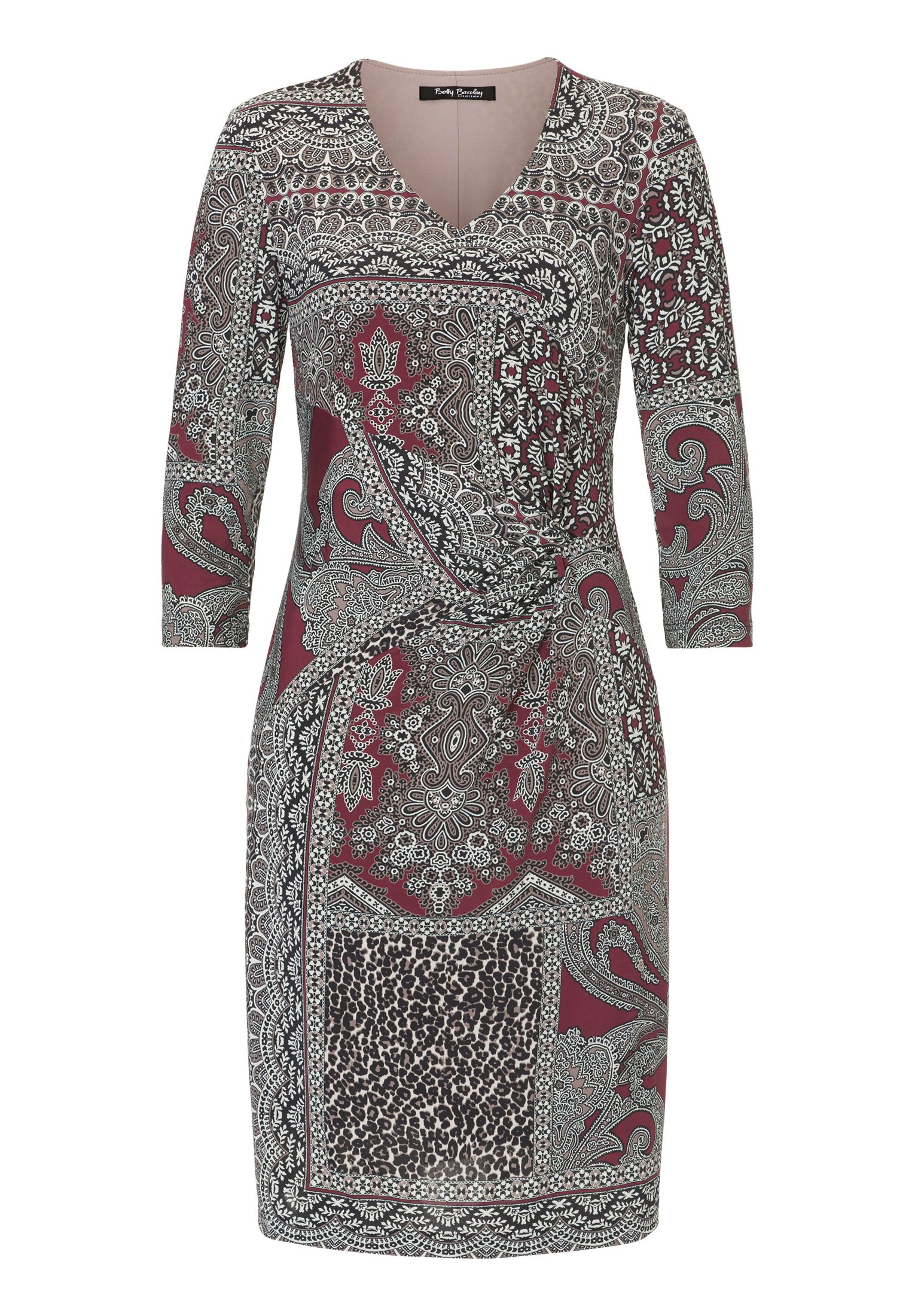 Betty Barclay Paisley print dress, Multi-Coloured