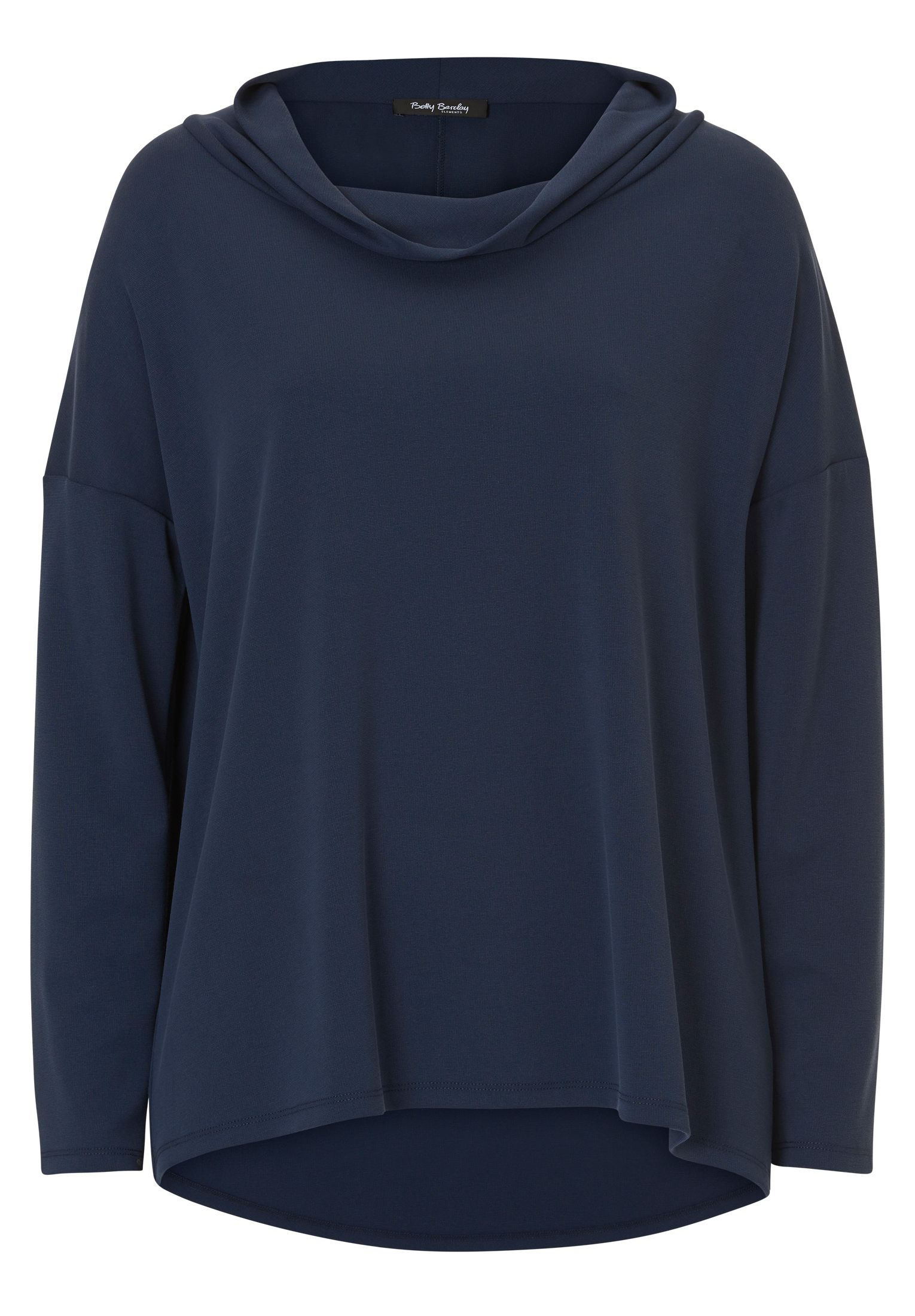 Betty Barclay Loose sweat top, Blue