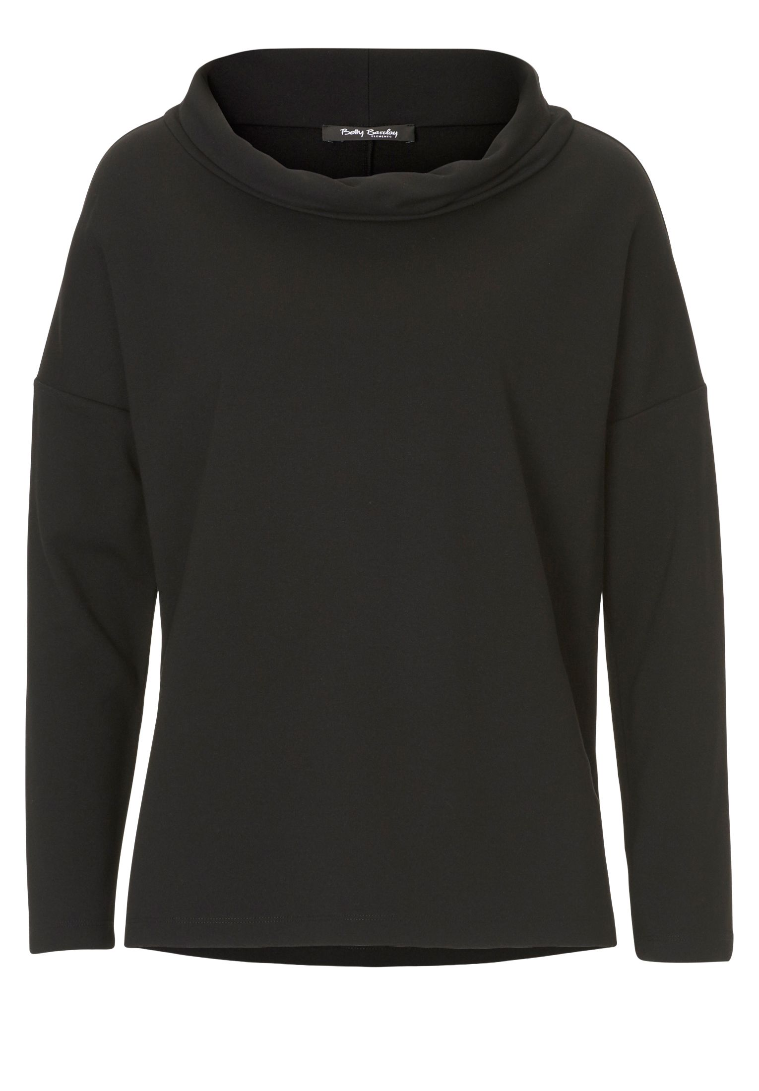 Betty Barclay Loose sweat top, Black