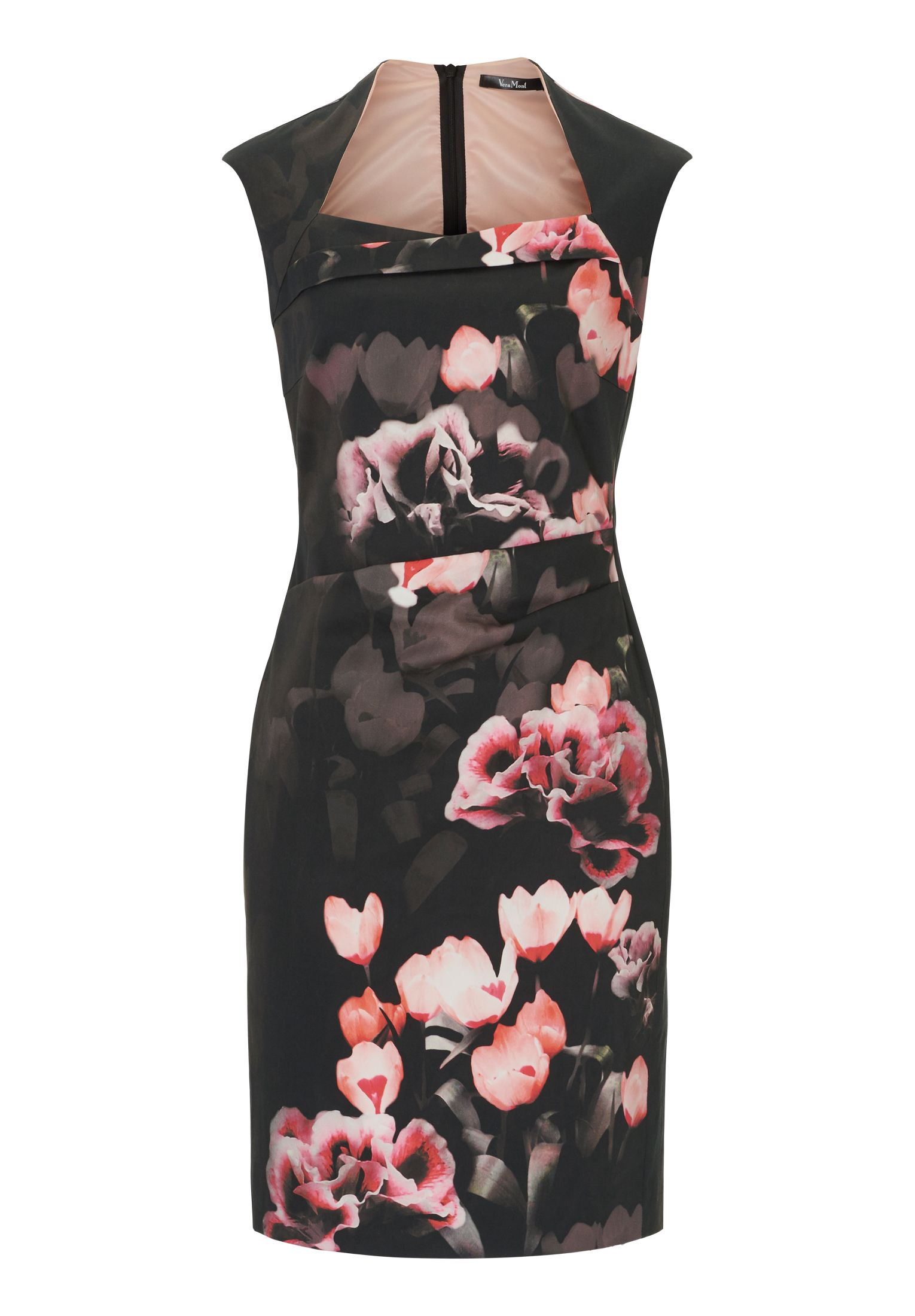 Vera Mont Floral print dress, Multi-Coloured