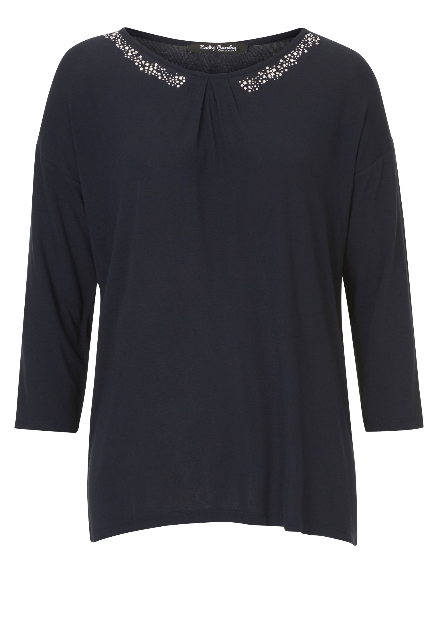 Betty Barclay Embellished top, Blue