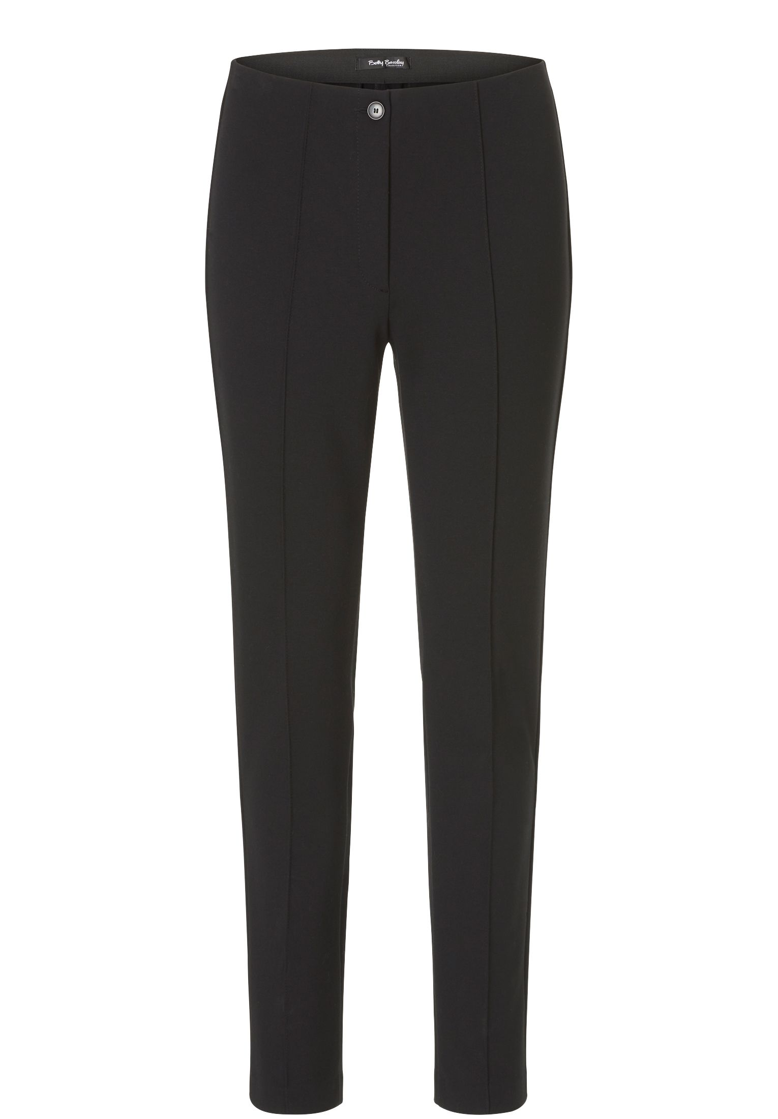 Betty Barclay Jersey trousers, Black