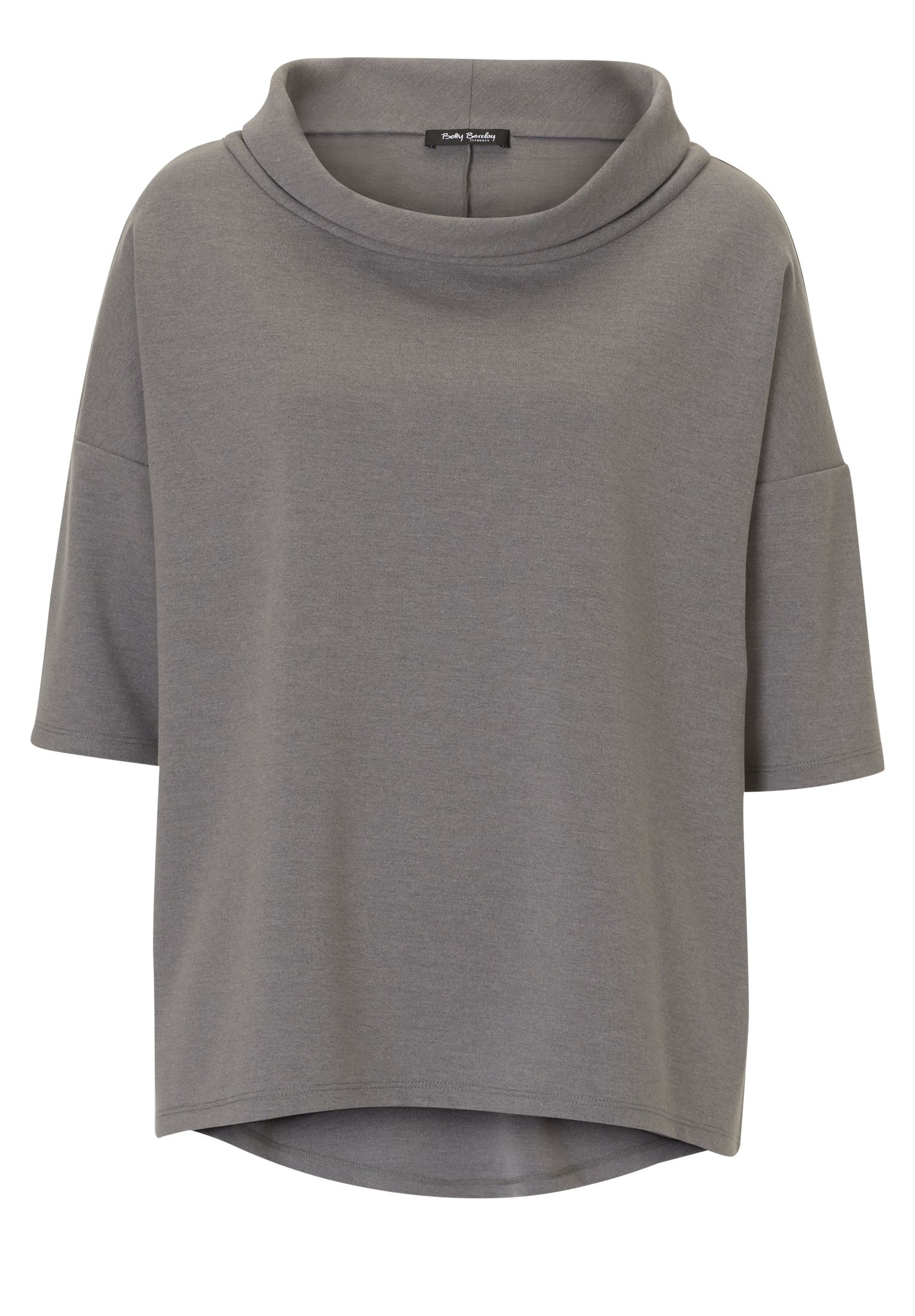 Betty Barclay Tunic top, Light Grey Marl