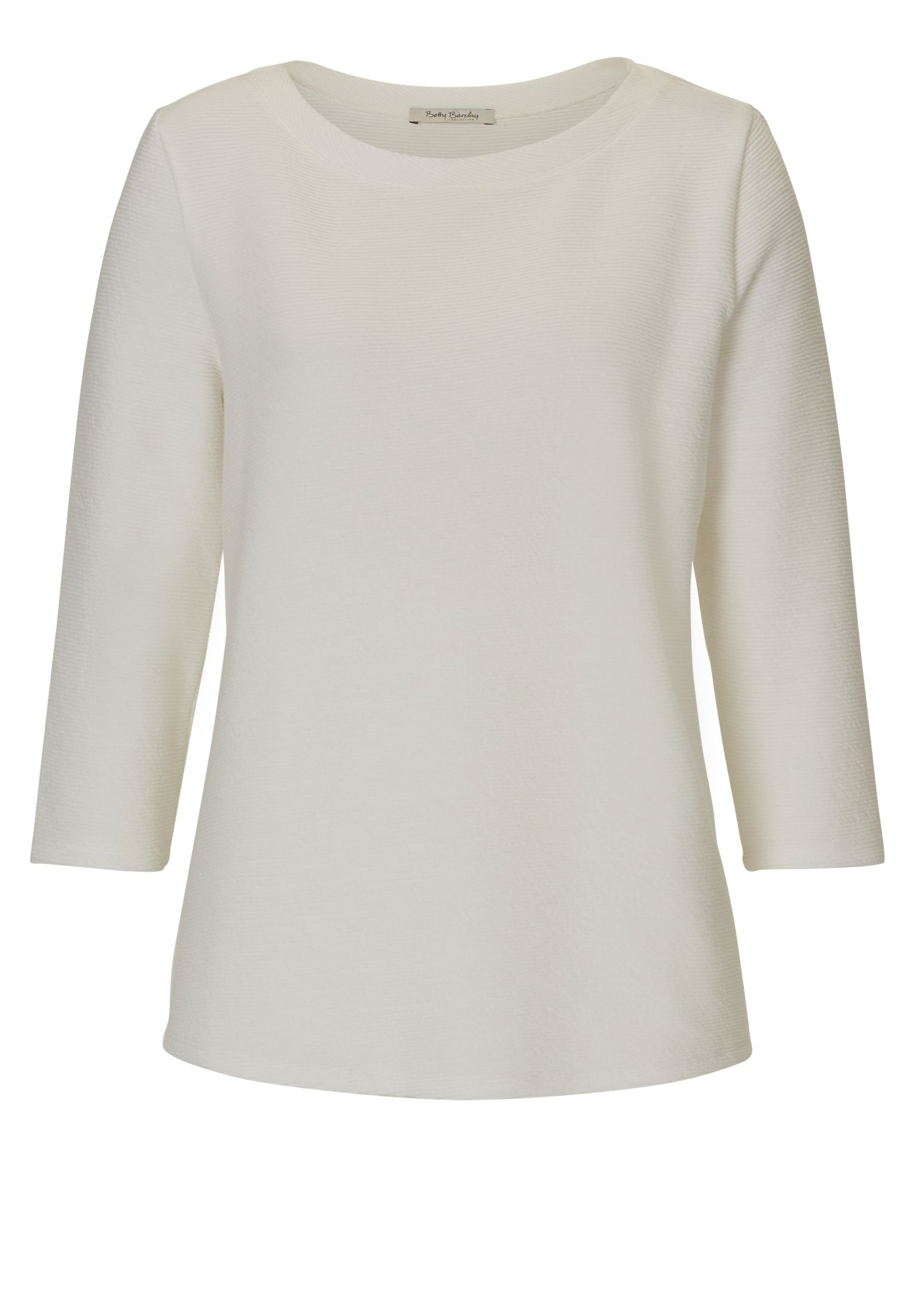 Betty Barclay Bell Sleeved Top, Off White
