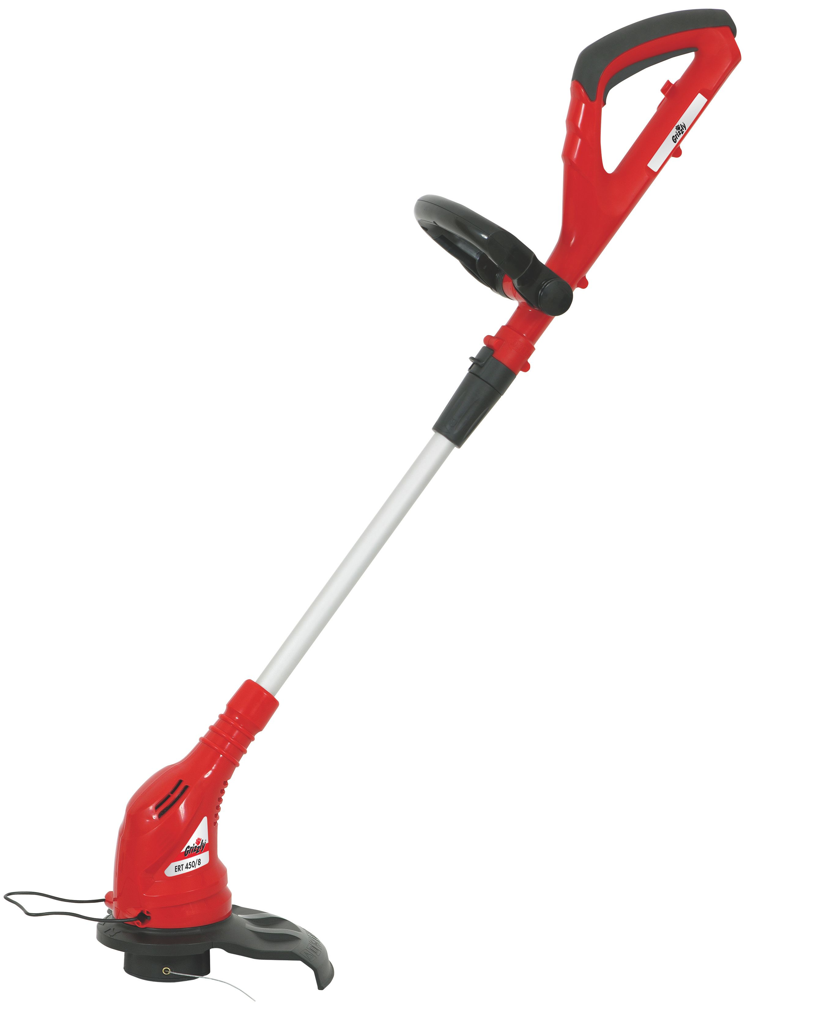 Image of Grizzly Grizzly 450w adjustable lawn trimmer