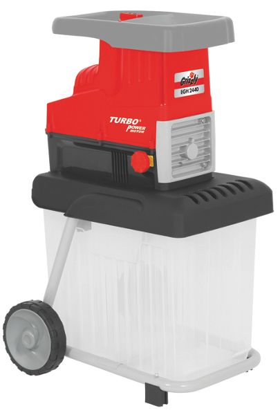 Grizzly Grizzly 2800w eletric garden shredder
