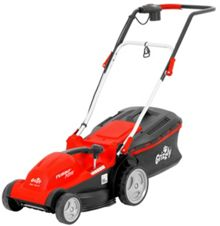 Grizzly Grizzly 1400w electric mower 35cm cut