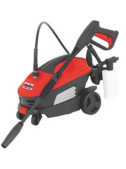 Grizzly 1400w 100 bar pressure washer