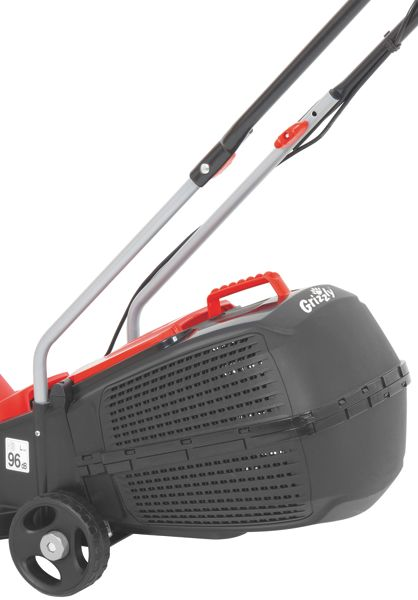 Grizzly Grizzly 1200w electric mower 31cm cut