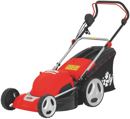 Grizzly Grizzly 1800w electric mower 46cm cut