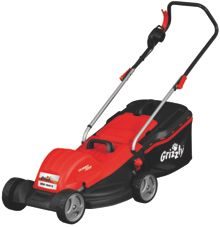 Grizzly Grizzly 1800w electric mower 44cm cut