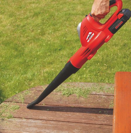 Grizzly Grizzly 18v lion cordless leaf blower