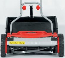 Grizzly Grizzly manual lawn mower 38cm cut