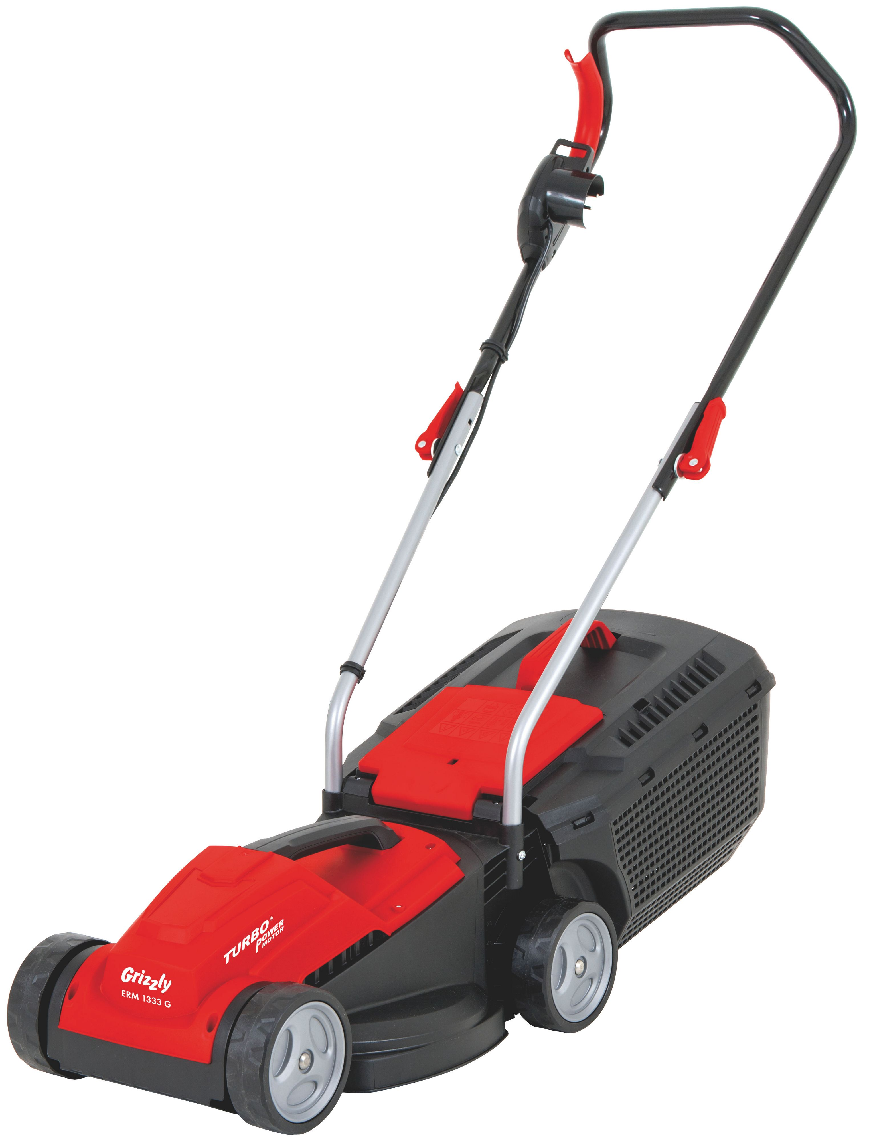 Image of Grizzly Electric lawn mower