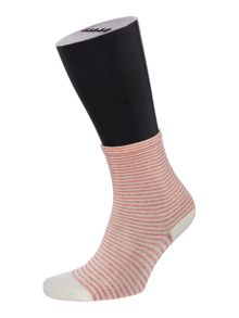 Falke Even stripe ankle socks