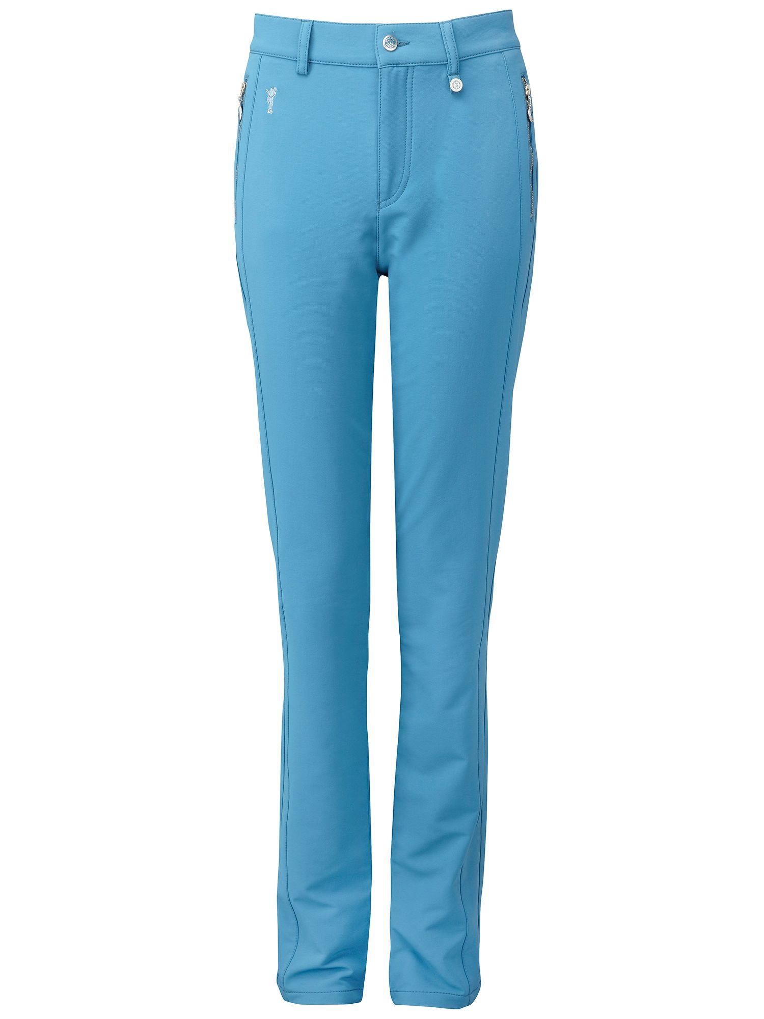 4way stretch brushed trousers