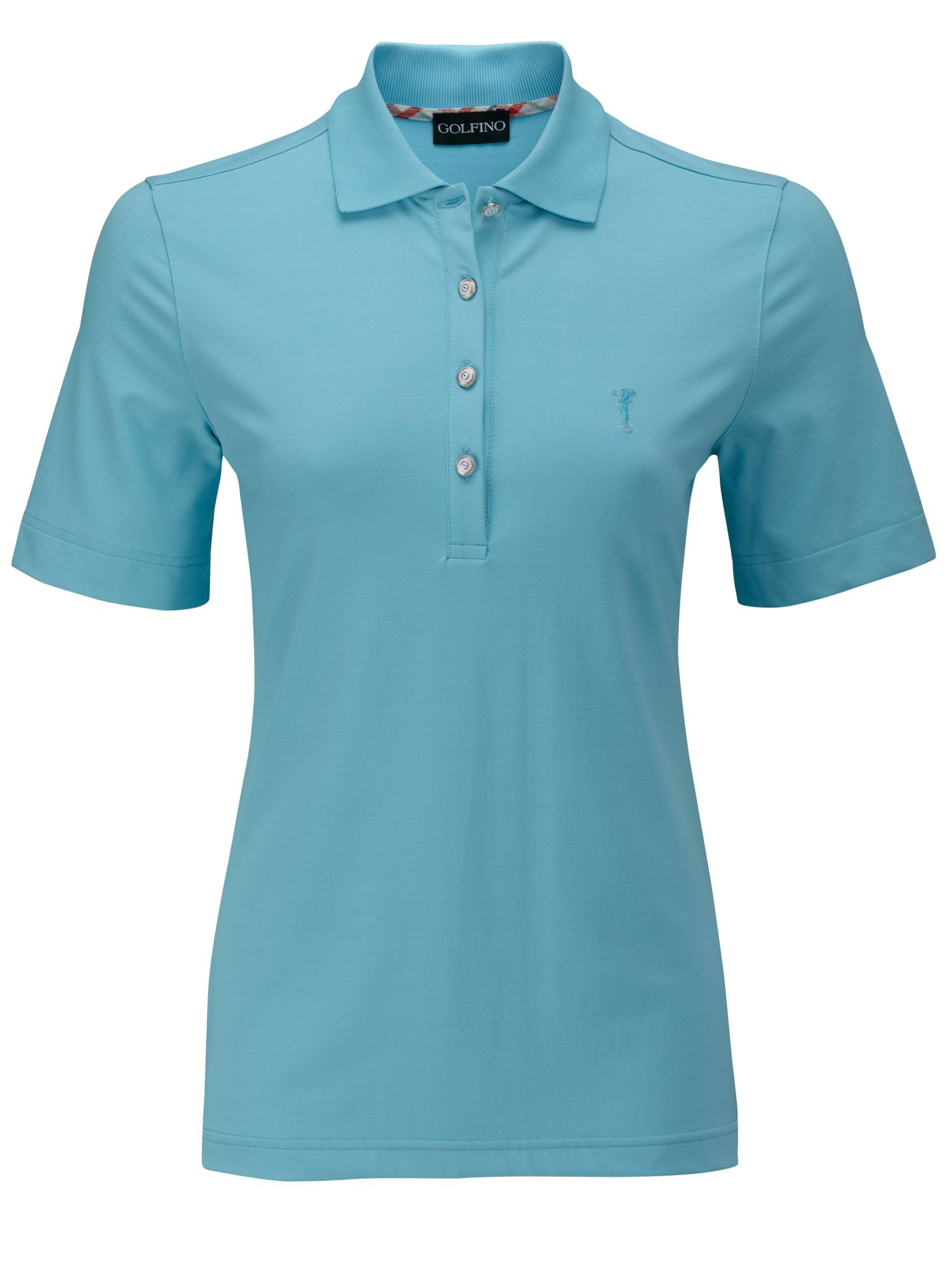 Dry comfort jersey polo