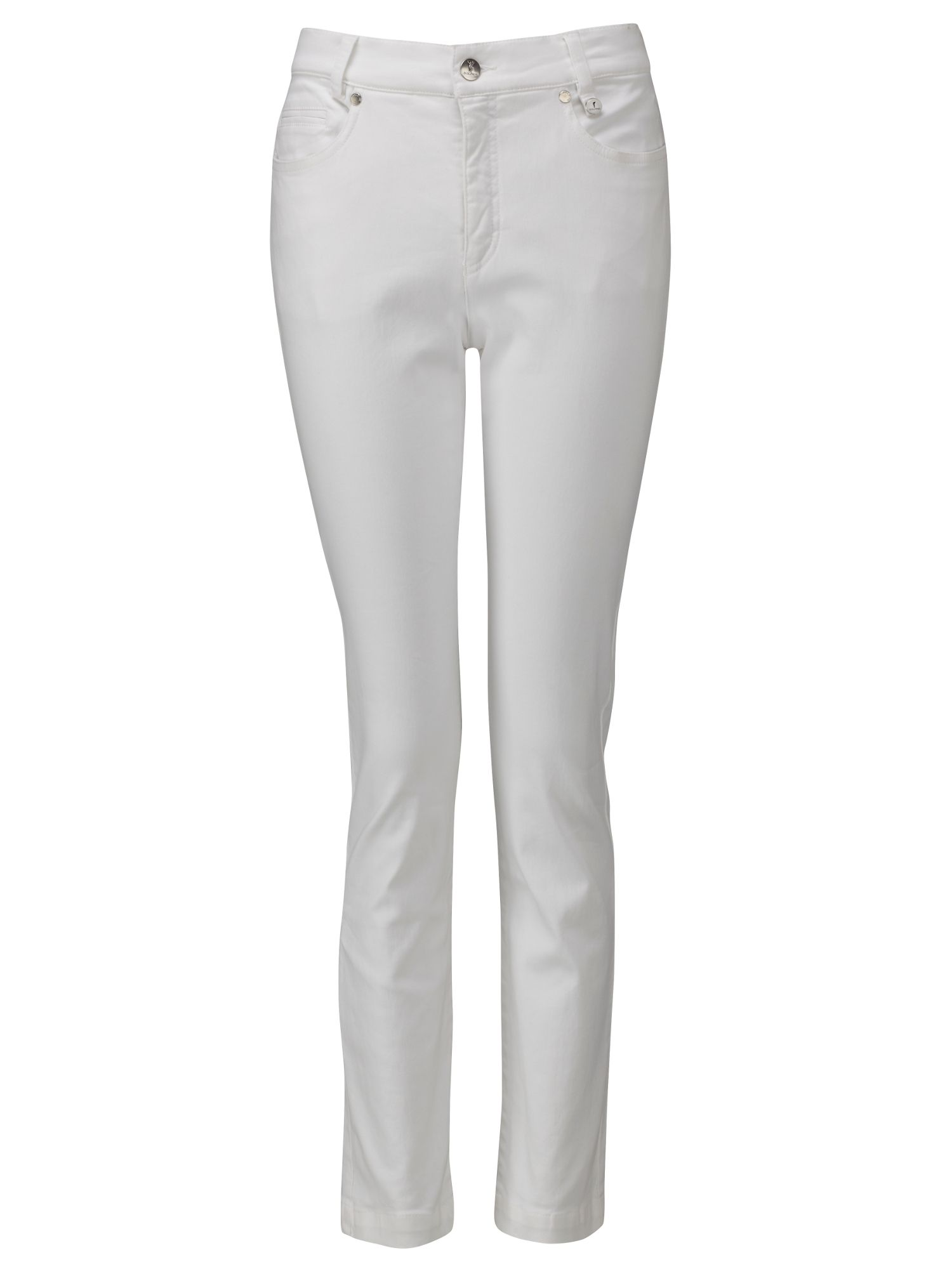 7/8 cotton stretch trousers