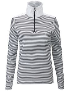 Golfino Dry comfort striped troyer