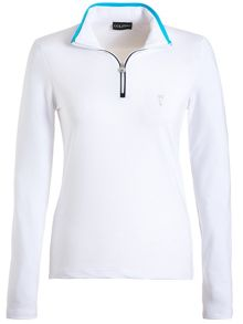 Golfino Polar light long sleeve troyer