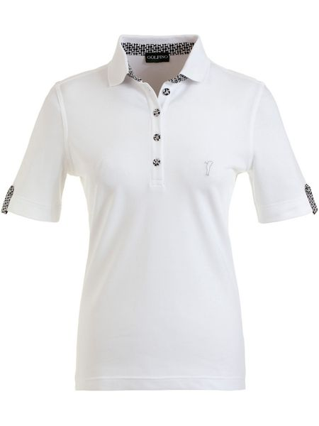Golfino Cotton Stretch Polo