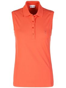 Golfino Sun Protection Sleeveless Polo